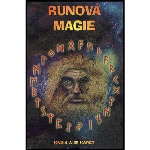 Runová Magie - kniha a 25 karet