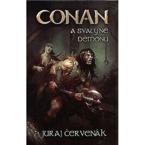 Conan a svatyně démonů