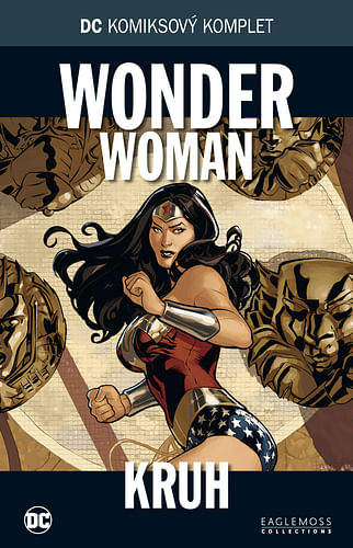 DC Komiksový komplet 30 - Wonder Woman: Kruh