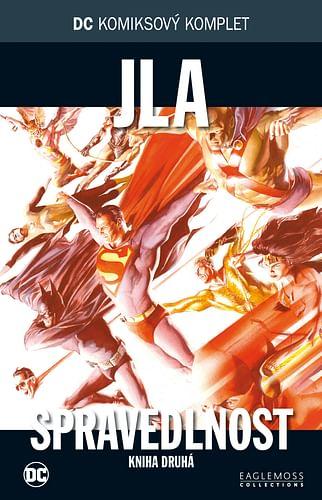 DC Komiksový komplet 33 - JLA: Spravedlnost 1