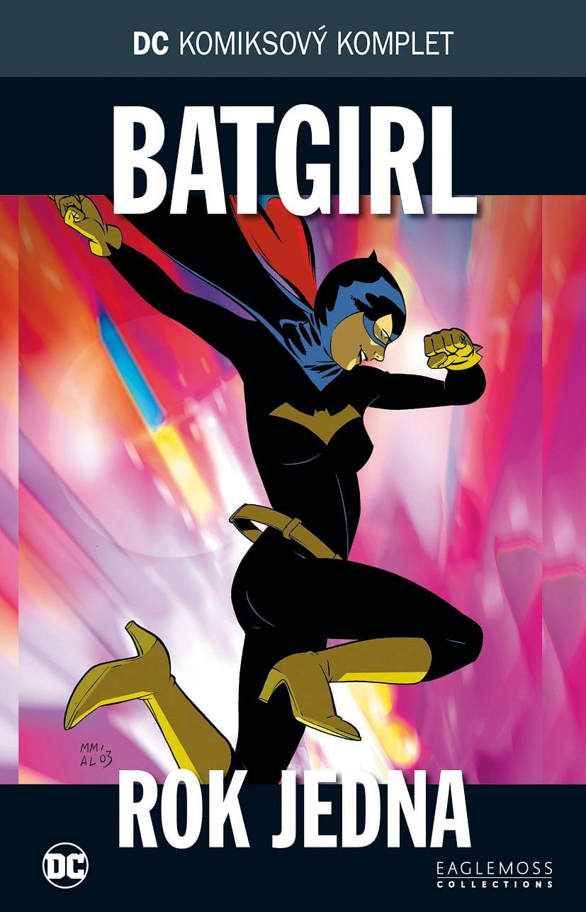 DC Komiksový komplet 35 - Batgirl: Rok jedna