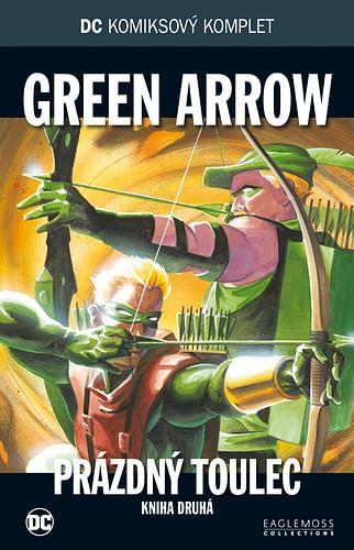 DC Komiksový komplet 40 - Green Arrow: Prázdný toulec 2