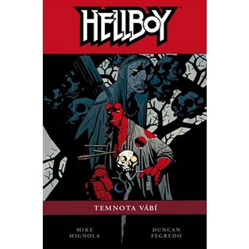 Hellboy 8: Temnota vábí (brožovaná)
