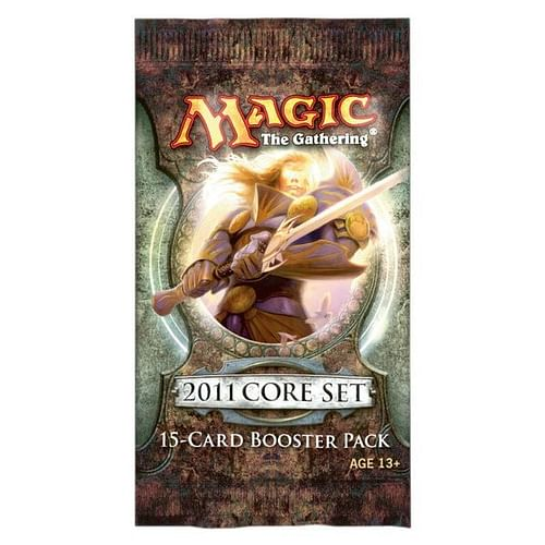 Magic: The Gathering - 2011 Core Set Booster