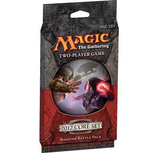 Magic: The Gathering - 2012 Core set Booster Battle Pack