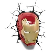 3D Lampa Marvel - Iron Man