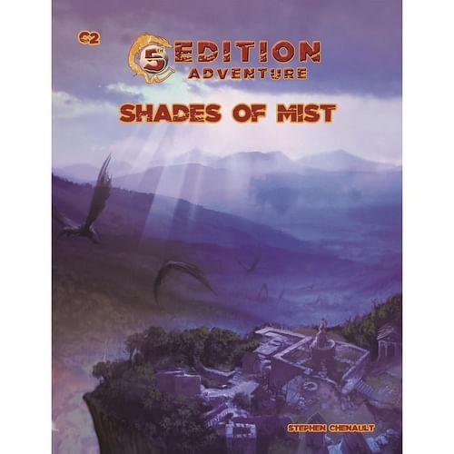 5th Edition Adventures: C2 - Shades of Mist