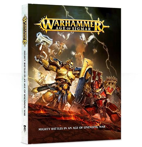 Warhammer AoS: Age of Sigmar Book