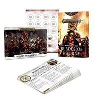 Warhammer Age of Sigmar: Warscroll Cards - Blades of Khorne