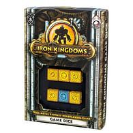 Sada kostek Iron Kingdoms