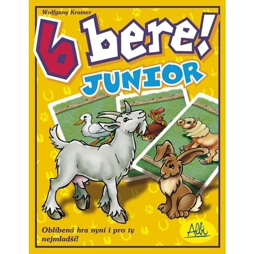 Šestá bere - junior
