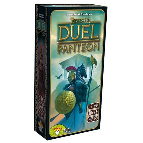 7 divů světa: Duel - Panteon