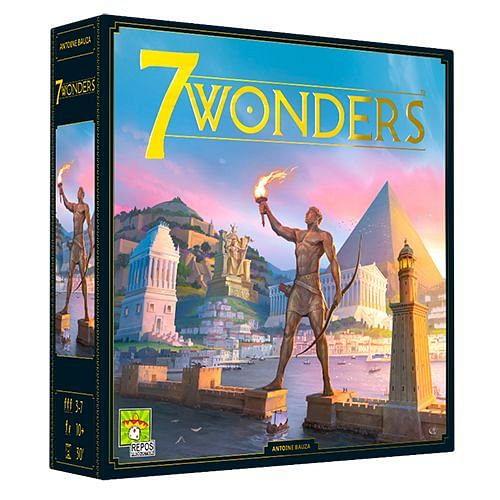 7 Wonders (druhá edice)