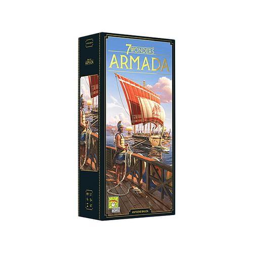 7 Wonders (druhá edice): Armada