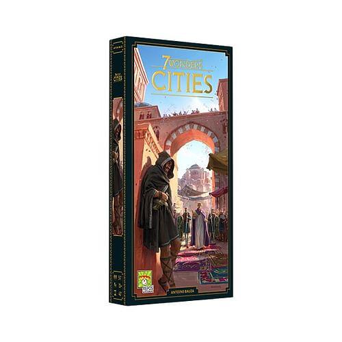 7 Wonders (druhá edice): Cities