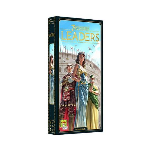 7 Wonders (druhá edice): Leaders