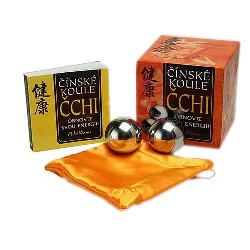 Čínské koule Čchi - krabička
