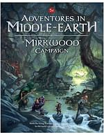 Dungeons & Dragons: Adventures in Middle-Earth Mirkwood Campaign (Fifth Edition)