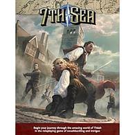 7th Sea: Core Rulebook (second edition)