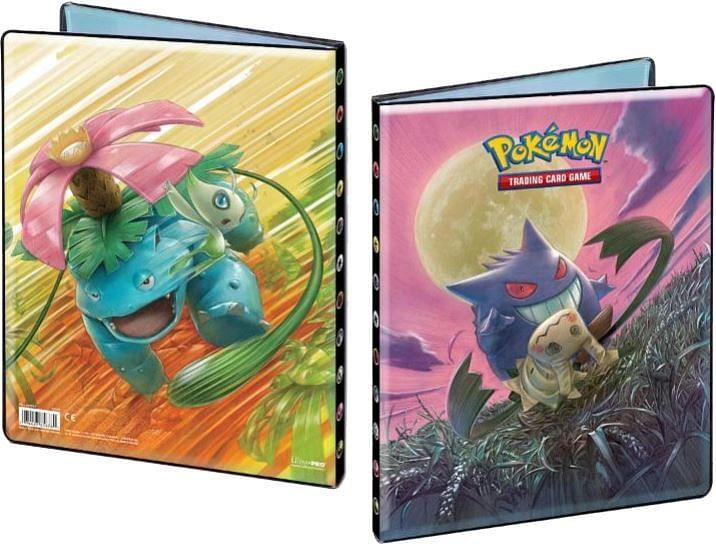 Album Pokémon: 9-Pocket Portfolio - Sun and Moon 9 (Ultra Pro)