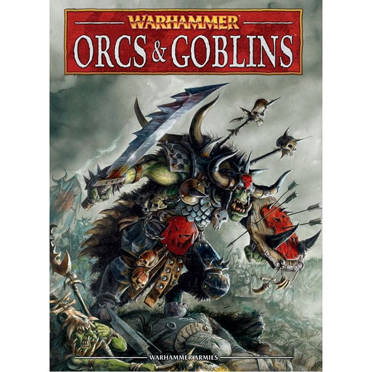 Warhammer Fantasy Battle: Army Book Orcs & Goblins