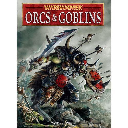 Warhammer Fantasy Battle: Army Book Orcs & Goblins
