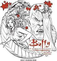 Buffy The Vampire Slayer - omalovánky