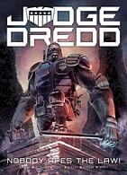 Judge Dredd: Nobody Apes The Law