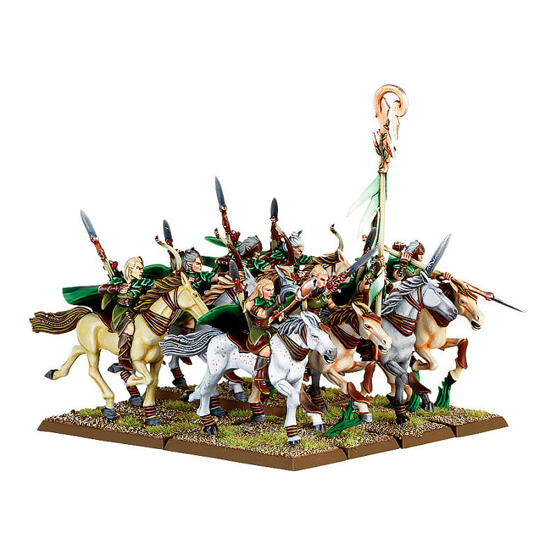 Warhammer Fantasy Battle: Wood Elf Glade Riders