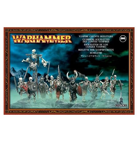 Warhammer Fantasy Battle: Vampire Counts Skeletons