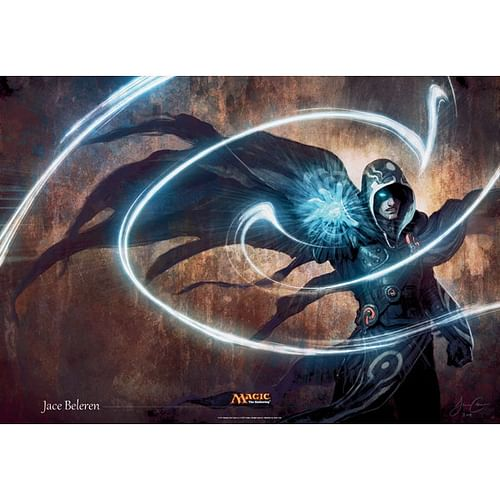 Plakát Magic: The Gathering - Jace Beleren