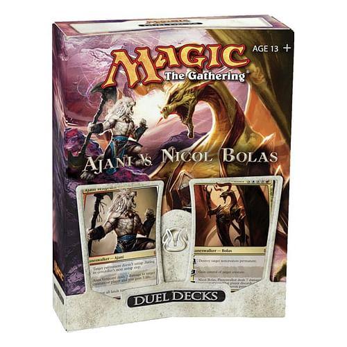 Magic: The Gathering - Ajani Vs. Nicol Bolas Duel Deck