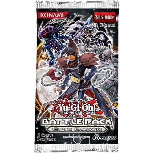 Yu-Gi-Oh! Battle Pack: Epic Dawn Booster