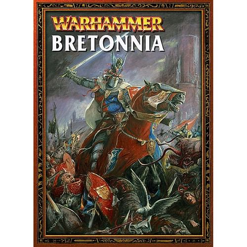 Warhammer Fantasy Battle: Army Book Bretonnia