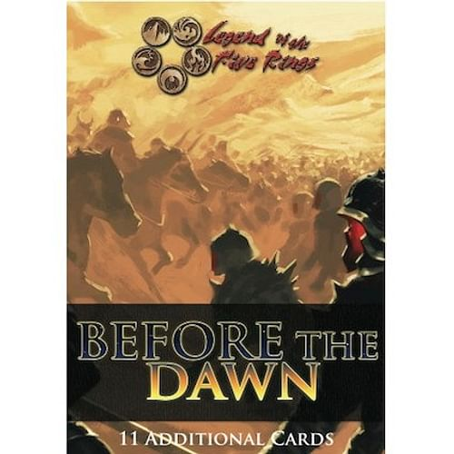 L5R: Before the Dawn Booster