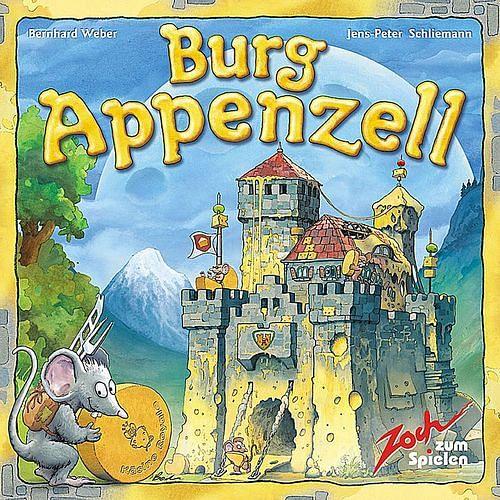 Sýrový hrad (Burg Appenzell)