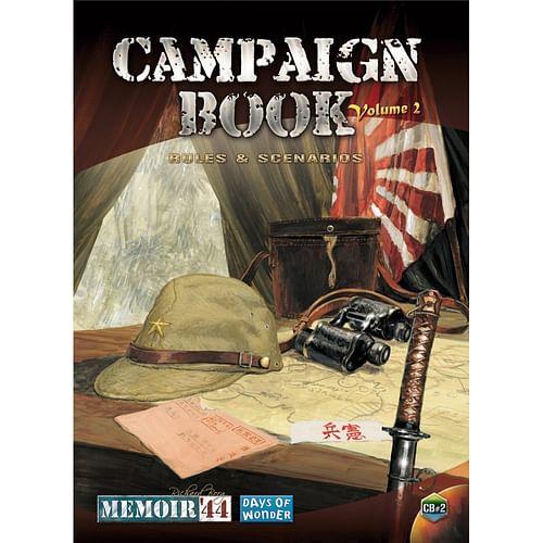 Memoir '44: Campaign Book Vol. 2