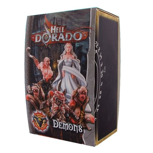 Helldorado: Demon Starter Set