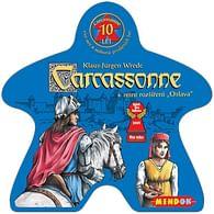 Carcassonne - jubilejní edice k 10. výročí