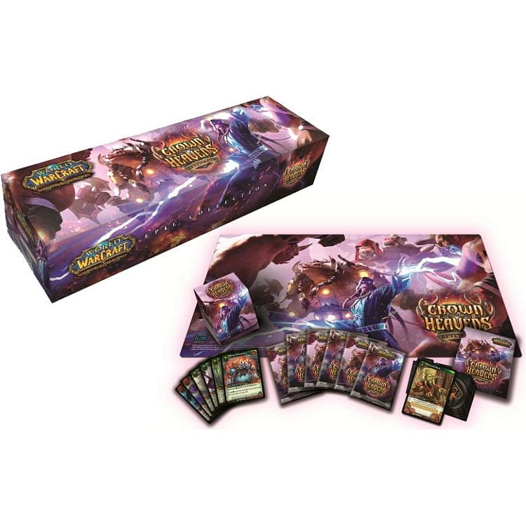 World of Warcraft TCG: Crown of the Heavens Epic Collection