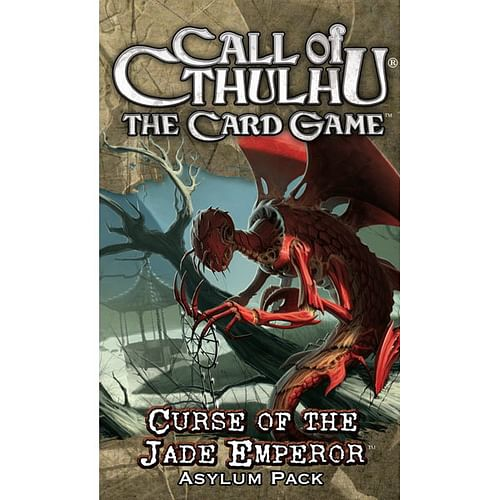 Call of Cthulhu LCG: Curse of the Jade Emperor