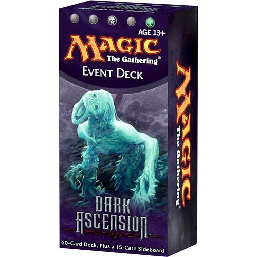 Magic: The Gathering - Dark Ascension Event Deck Spiraling Doom