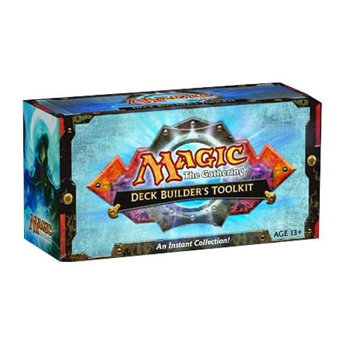 Magic: The Gathering - Deck Builders Toolkit 2010