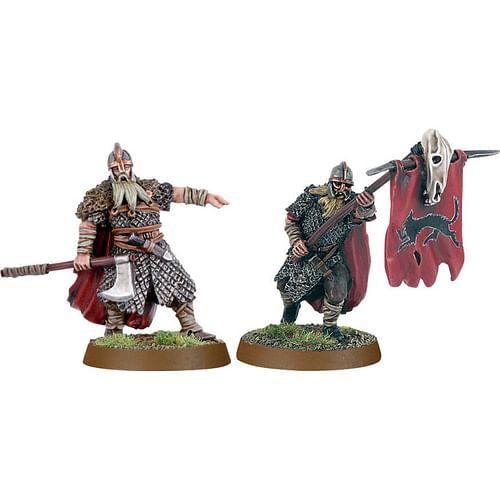 LoTR Strategy Battle Game: Dunlending Warriors Command
