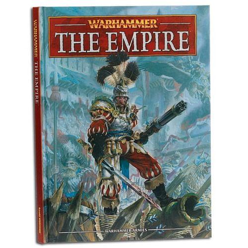 Warhammer Fantasy Battle: Army Book The Empire