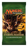 Magic: The Gathering - Eternal Masters Booster