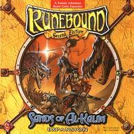 Runebound: Sands of Al-Kalim