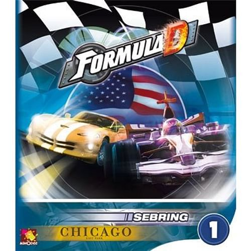 Formula D Circuits 1: Sebring & Chicago