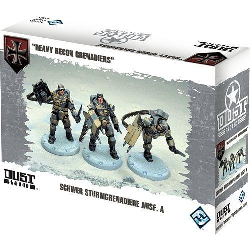 Dust Tactics: Heavy Recon Grenadiers