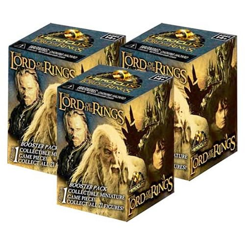 HeroClix: Lord of the Rings - Booster